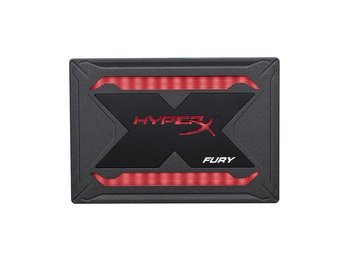 Kingston HyperX Fury SHFR SATA SSD 480GB, RGB