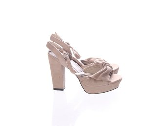 Duffy, Pumps, Strl: 37, Beige