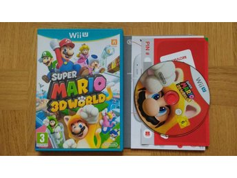 Nintendo Wii U: Super Mario 3D World