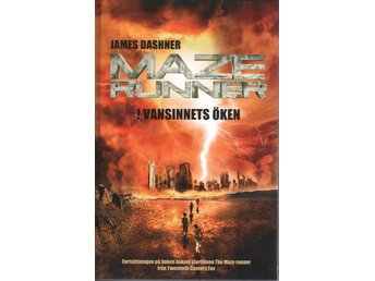 James Dashner - Maze runner - I dödens stad