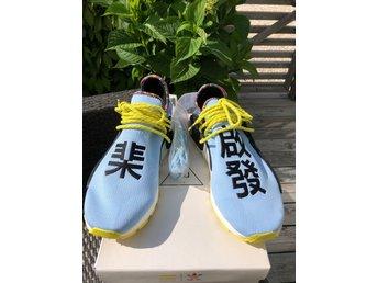 adidas PW Solar HU NMD US 9 Blue