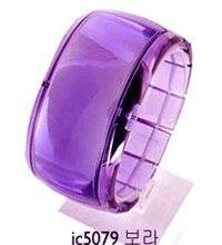 Digital Klocka Armband COLD LED + Box! Purple