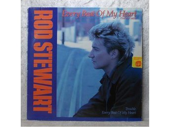 ROD STEWART - Every beat of my heart (maxi-singel)
