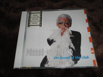 PHARAO --DREAMLAND -- THE SOUND OF THE CLUB