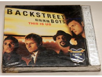 Backstreet boys - This Is Us. 2 VCD