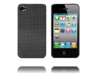 Diamond Ocean (Svart) iPhone 4 Skal