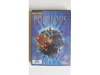 Populous - The Beginning -  PC