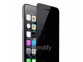Skyddsfilm Tempered Glass Screen Protector Anti Spy iPhone SE