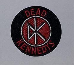 Dead Kennedys Patch / Tygmärke.