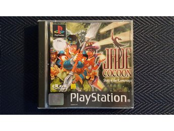 Jade Cocoon: Story of the Tamamayu (komplett!) PS1