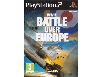 PS2 - WWII - Battle over Europe (Beg)