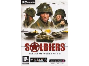 PC - Soldiers: Heroes of World War II (Beg)