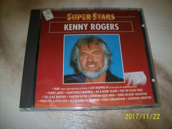 Kenny Rogers - Super star (CD)