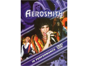 Aerosmith - In Performance - DVD