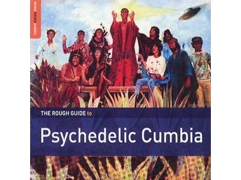 Rough Guide to Psychedelic Cumbia (Digi) (CD)