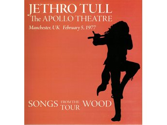 JETHRO TULL - SONGS FROM THE WOOD TOUR (GATEFOLD) 2xLP