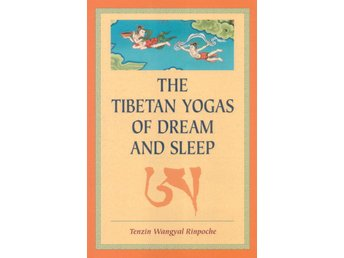 Tibetan yogas of dream and sleep 9781559391016