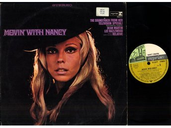 NANCY SINATRA - MOVIN' WITH NANCY