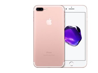 Apple iPhone 7 Plus 32GB rosa, rose, GOTT SKICK