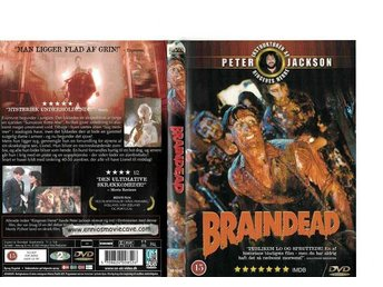 Braindead  , DVD