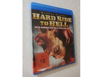 Hard Ride to Hell (Blu-ray Uncut!) (2010) Miguel Ferrer, Katharine Isabelle