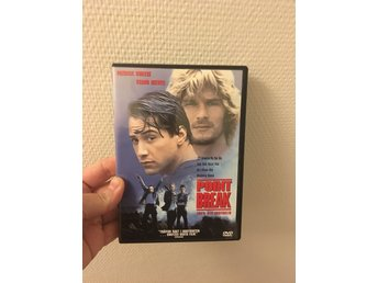 Point Break(svensk dvd)