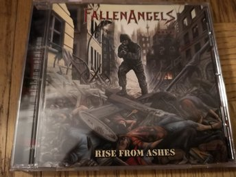 FALLEN ANGELS - Rise from Ashes - Thrash