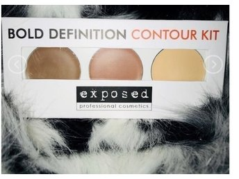 Bold triple contour kit 3 in 1!