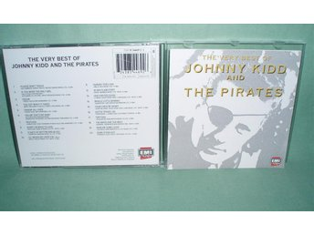 JOHNNY KID and the PIRATES - Very Best Of , CD ,
