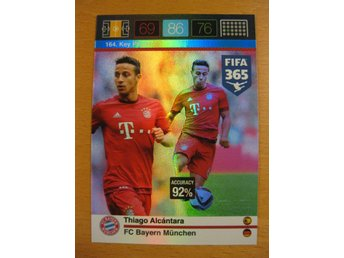 KEY PLAYER - THIAGO ALCANTARA - BAYERN MUNCHEN - ADRENALYN - FIFA 365