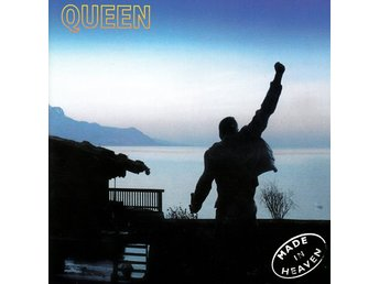 Queen, Made in heaven (CD)