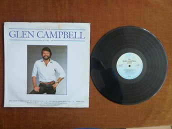 GLEN CAMBELL, THE ALBUM - BY THE TIME I GET TO PHOENIX,  LP, LP-SKIVA