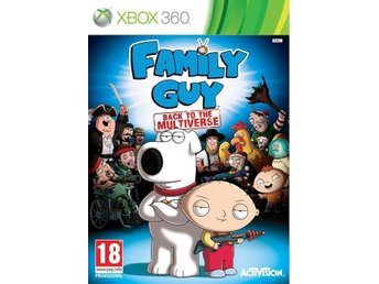 Family Guy: Back to the Multiverse - Xbox 360 - Varberg - Family Guy: Back to the Multiverse - Xbox 360 - Varberg
