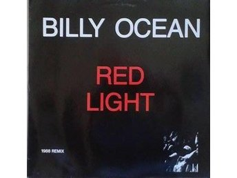Billy Ocean   titel*  Red Light 1988 Remix*12