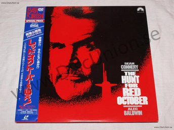 HUNT FOR RED OCTOBER - WIDESCREEN JAPAN LD