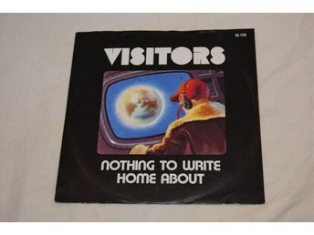 Visitors - Nothing to write home about