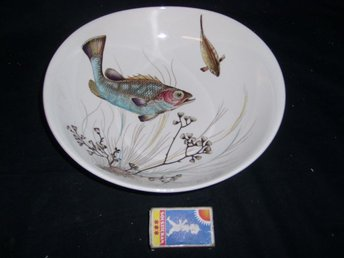 Johnson Bros - Fish - Design no 2