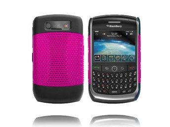 Gamma Shield (Rosa) BlackBerry Curve 8900/9300 Skal
