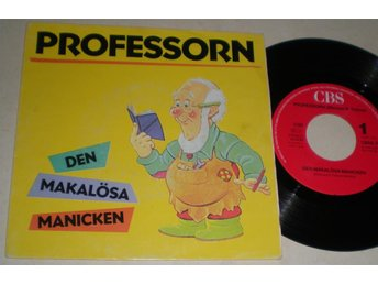 Professorn 45/PS Den makalösa manicken 1986