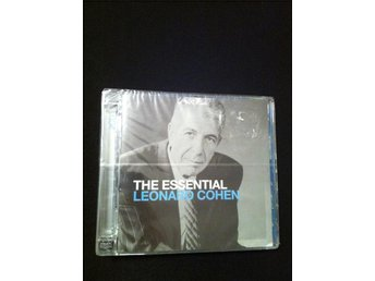 The Essential Leonard Cohen Oöppnad CD