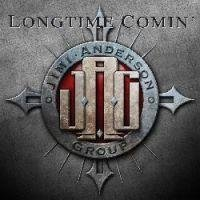 Anderson Jimi Group: Longtime Comin' (CD) - Nossebro - Anderson Jimi Group: Longtime Comin' (CD) - Nossebro