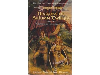 Margaret Weis & Tracy Hickman: Dragons of Autumn Twilight