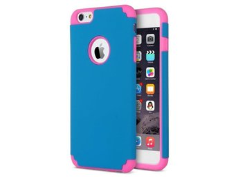 Cover For iPhone 6/6S Dual Layer Shockproof Silicone - Hässelby - Cover For iPhone 6/6S Dual Layer Shockproof Silicone - Hässelby