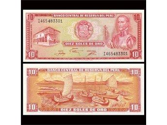 Peru 10 Shaao 1976 - China Shanghai - Peru 10 Shaao 1976 - China Shanghai
