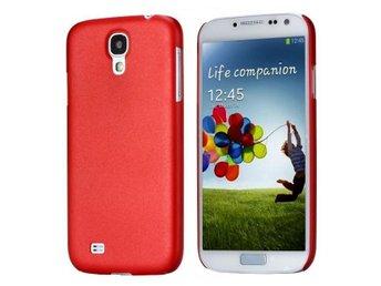 Samsung Galaxy S4 I9500 Skal Röd - Kista - Samsung Galaxy S4 I9500 Skal Röd - Kista