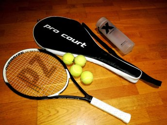 Tennisracket Pro Court