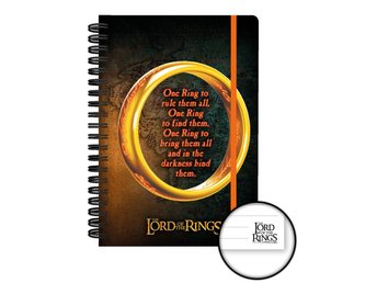 Anteckningsblock - Lord of the Rings One Ring