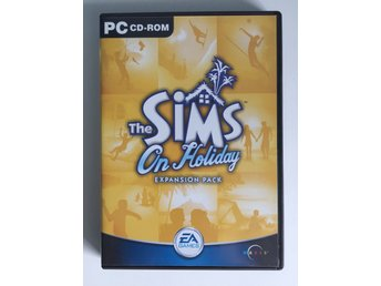 The Sims On Holiday Expansion Pack PC