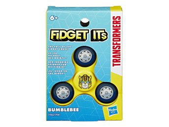 Transformers Fidget Its Bumblebee