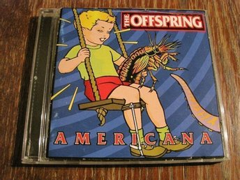THE OFFSPRING - AMERICANA, CD